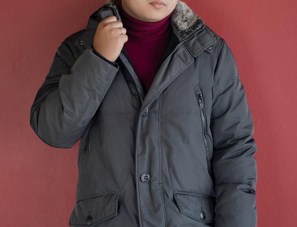 เช่าเสื้อขนเป็ดชาย รุ่น HUSKI (H1) | DJAWRGY