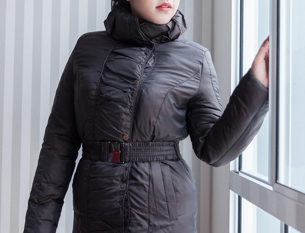 เช่าชุดกันหนาวผู้หญิง DJTL003BK