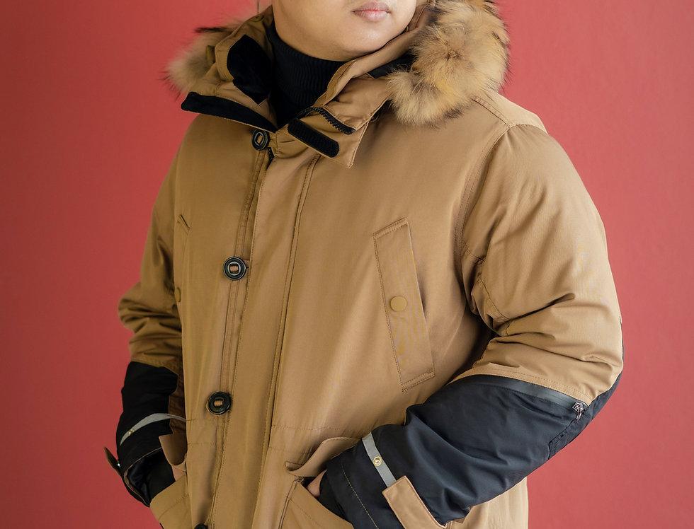 เช่าเสื้อขนเป็ดยาว ชาย รุ่น HEAVY (FH1) | DJARGBR