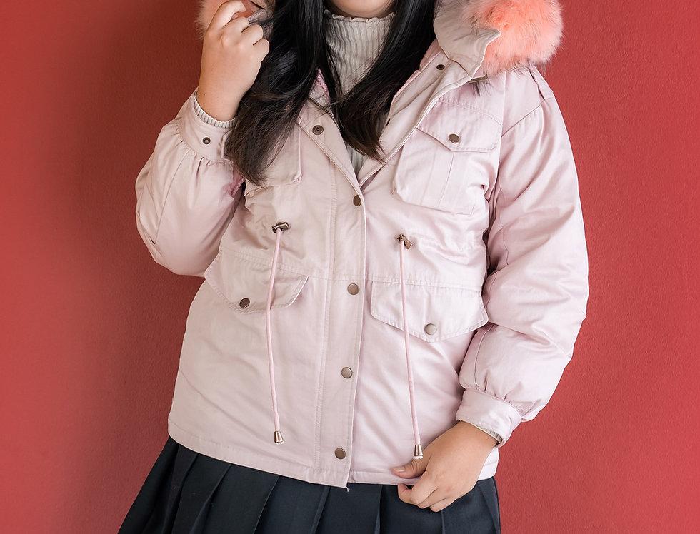 เช่าเสื้อขนเป็ด หญิง รุ่น LOVE | DJAURPK