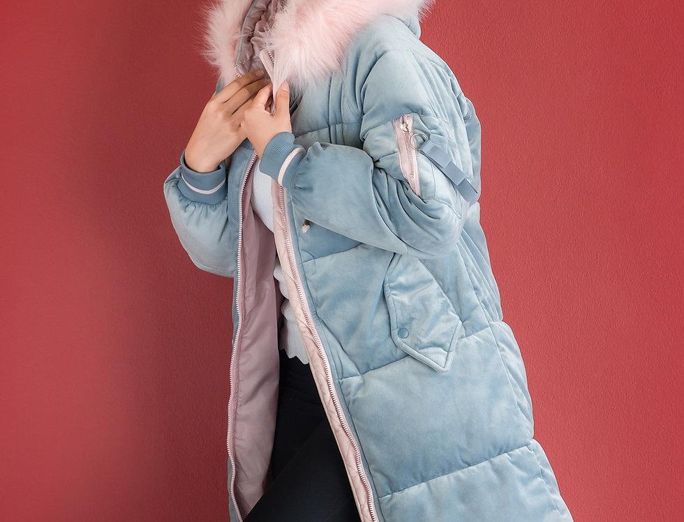 เช่าเสื้อขนเป็ด หญิง รุ่น NEWJERSEY | DJARWLB