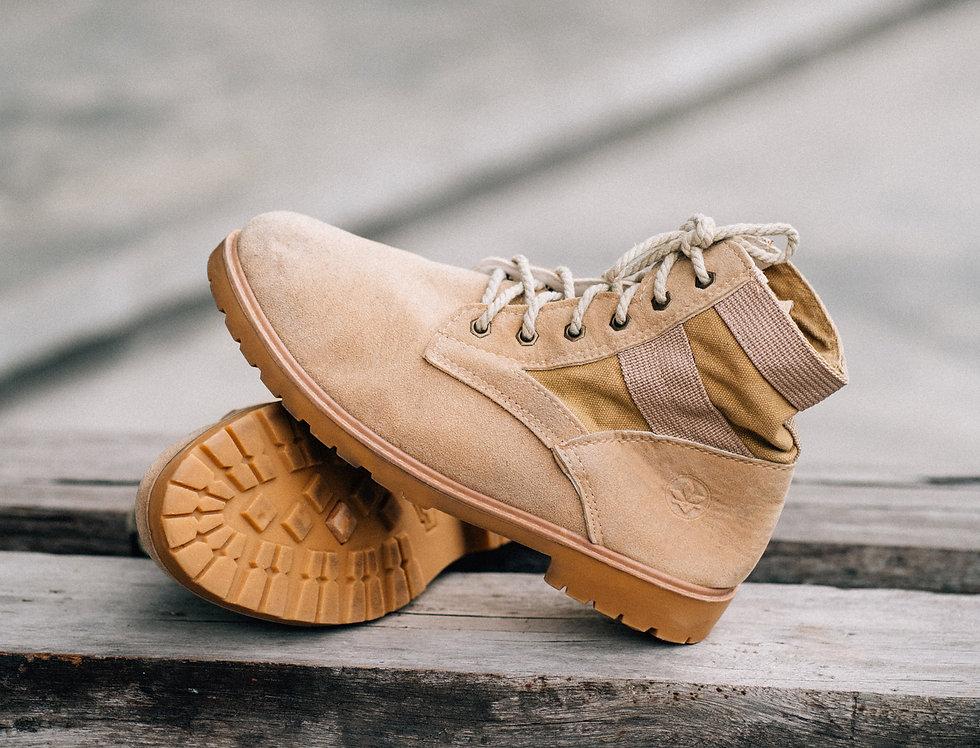 เช่ารองเท้าบูทสั้น ชาย รุ่น CHAIN (SL2) | SHAOABR