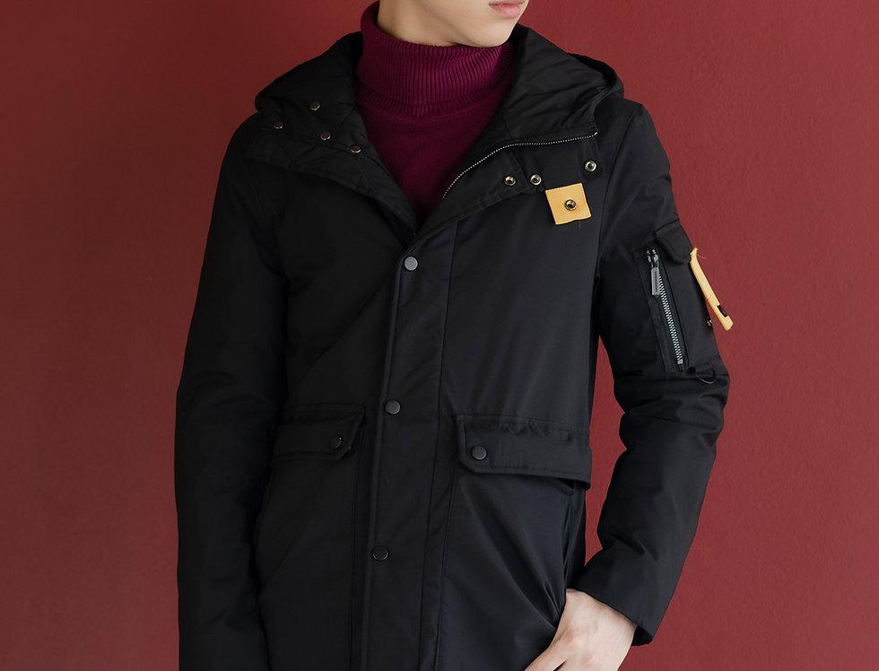 เช่าเสื้อขนเป็ด ชาย รุ่น THUNDER | DJAXGBK