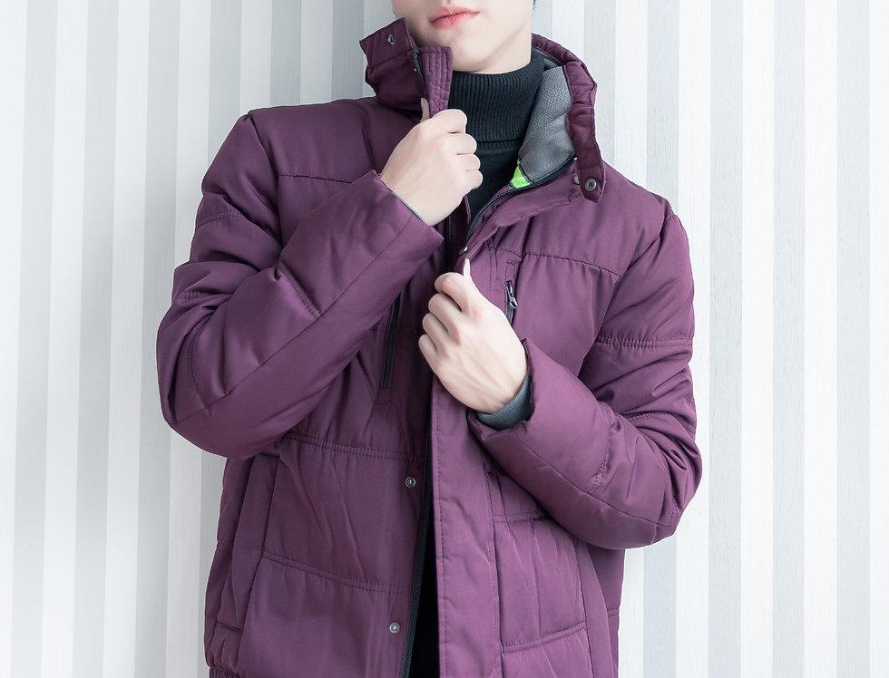 เช่าเสื้อกันหนาวขนเป็ด DJS001RD