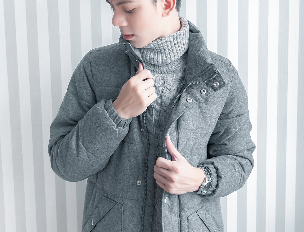 เช่าเสื้อกันหนาวผู้ชาย DJS010GY