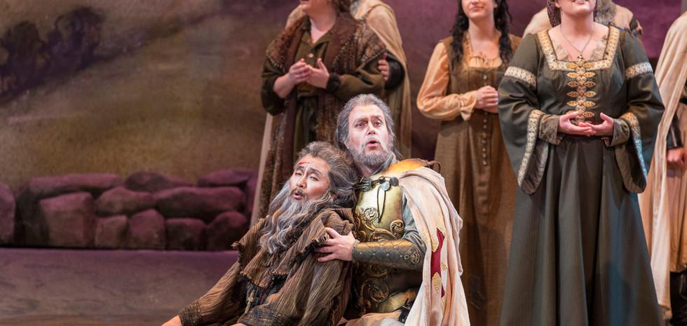 Le Comte de Toulouse; Jérusalem, Sarasota Opera