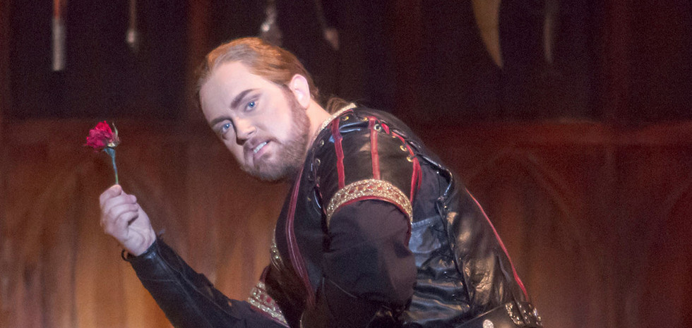 Enrico; Lucia di Lammermoor, Opera San Jose