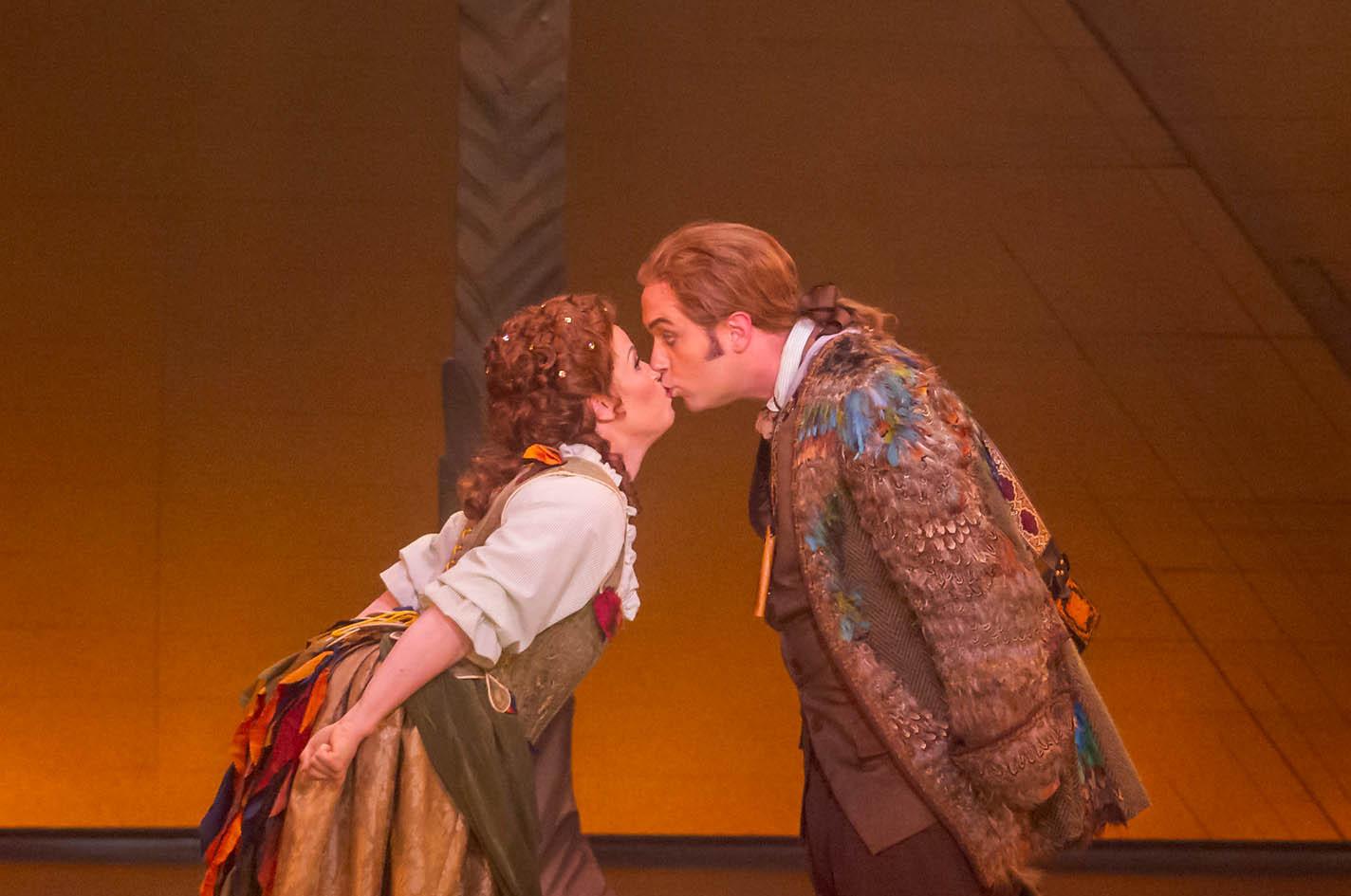 Papageno; Die Zauberflöte, Opera San Jose