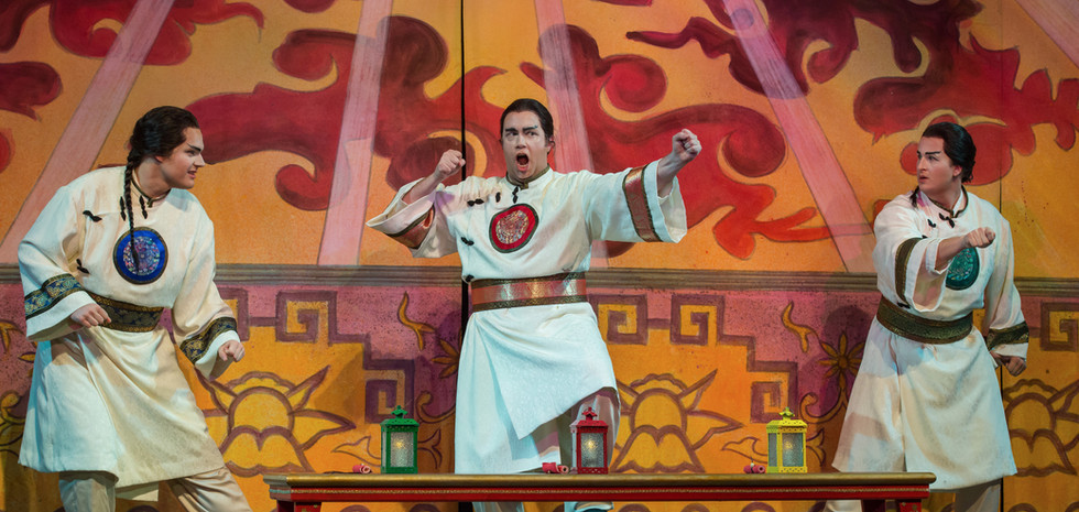 Ping; Turandot, Sarasota Opera