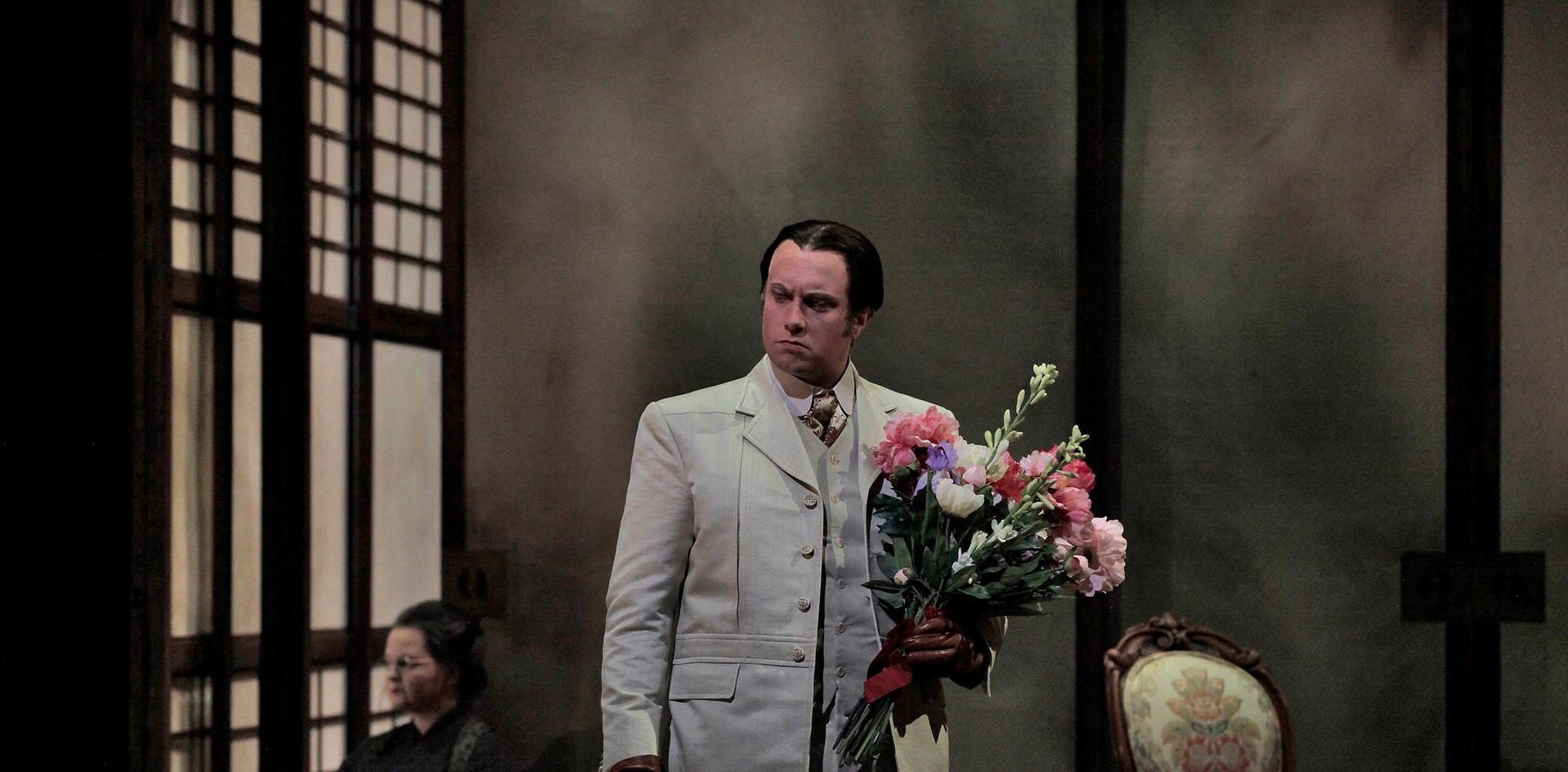 Prince Yamadori; Madama Butterfly, Santa Fe Opera