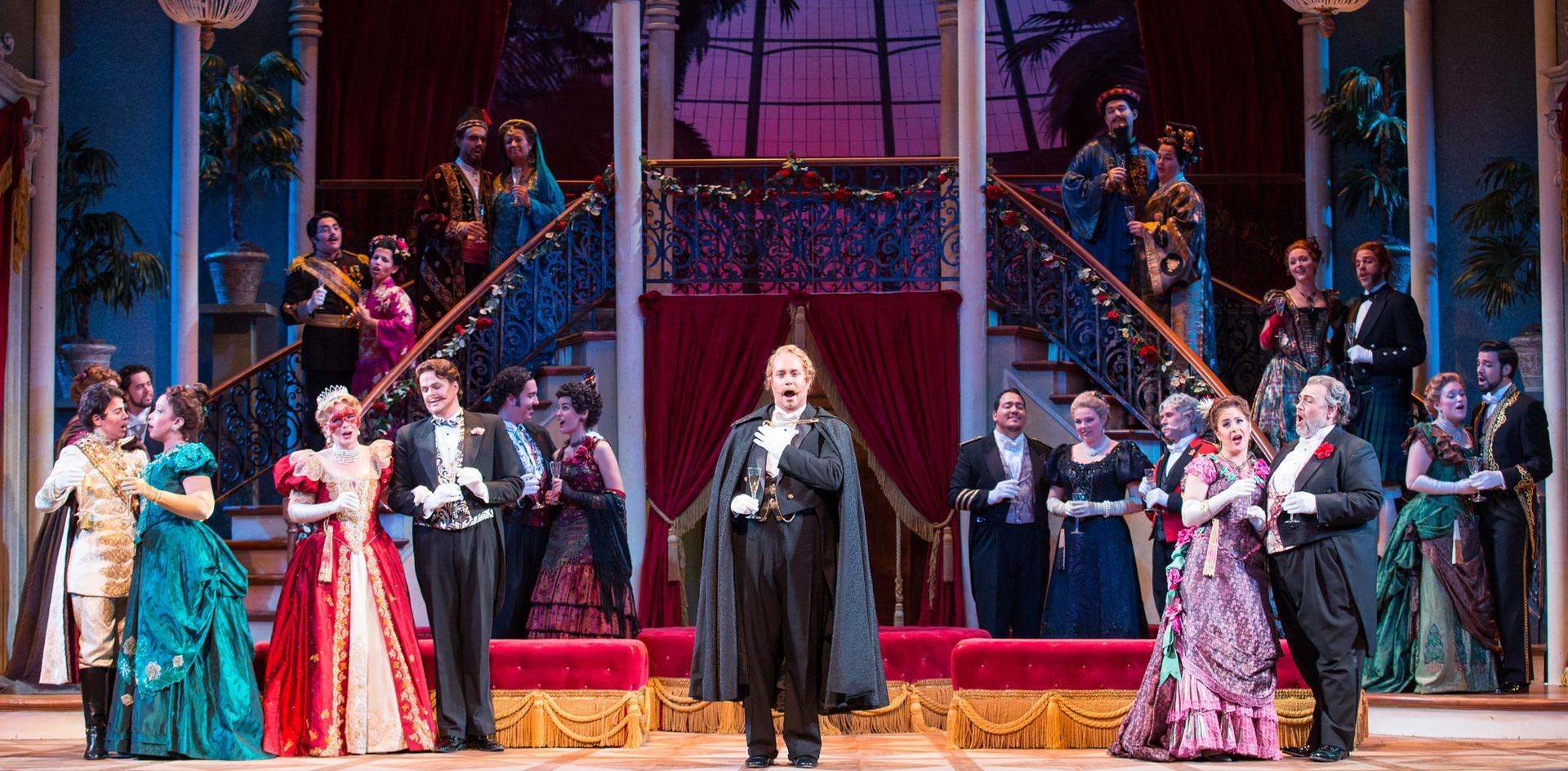 Falke; Die Fledermaus, Sarasota Opera