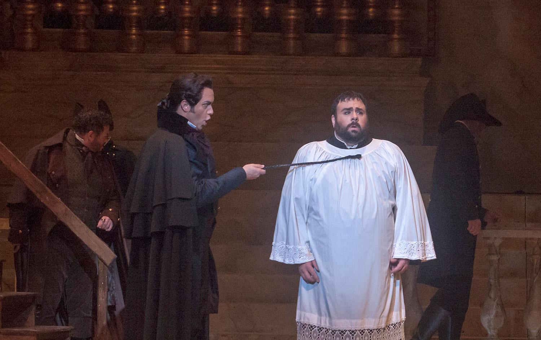 Scarpia; Tosca, Opera San Jose