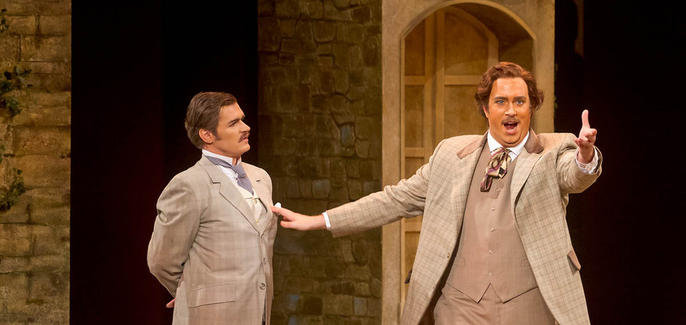 Gino Carella; Where Angels Fear to Tread, Opera San Jose