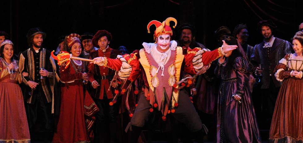Rigoletto; Rigoletto, Opera San Jose