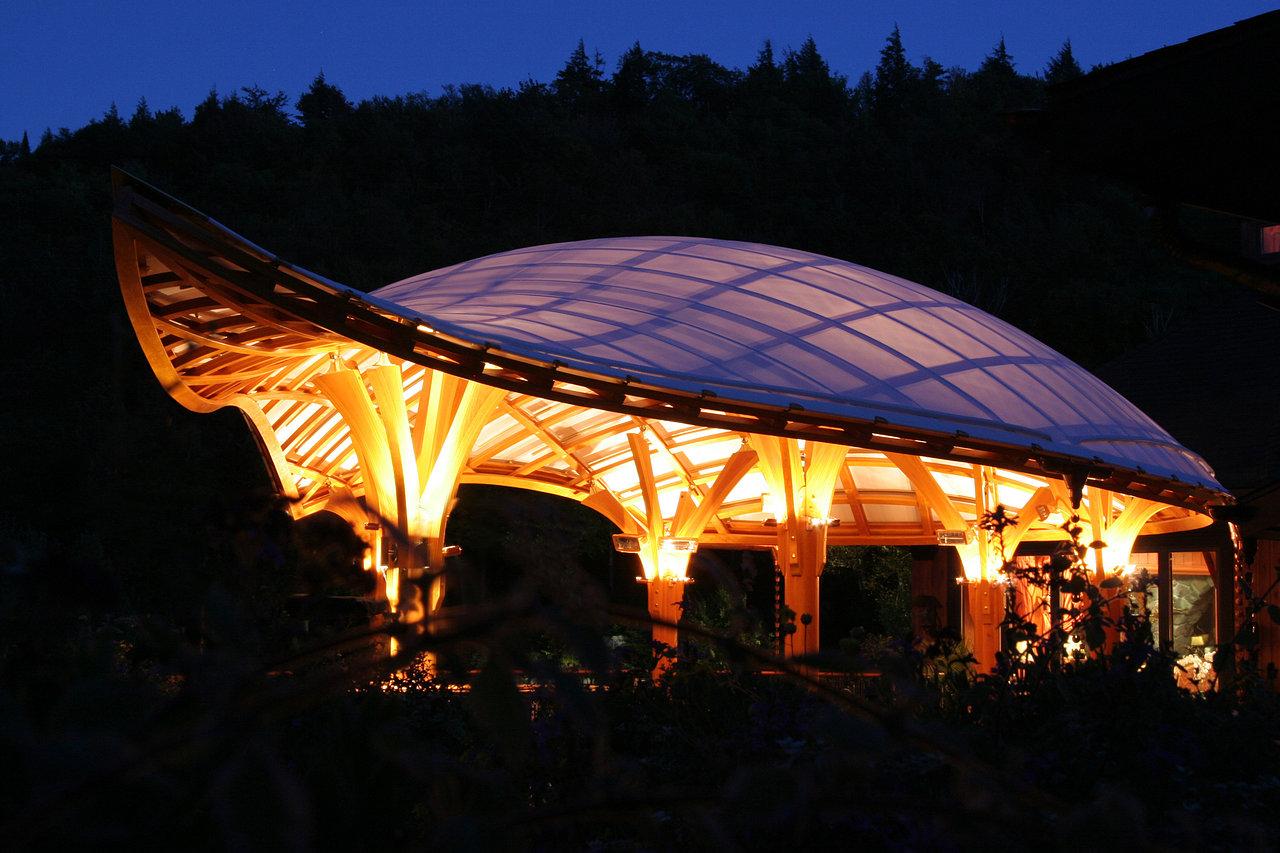 Couverture de structure