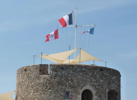 La capitainerie de Saint-Tropez a hissé ses voiles