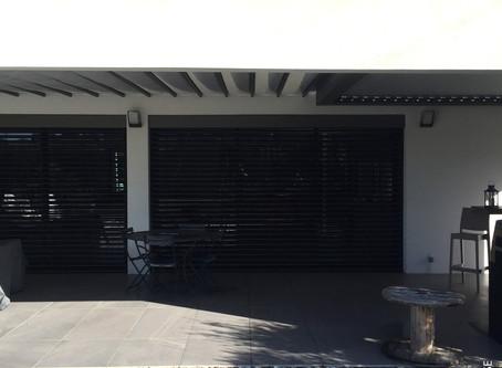 30 m2 de terrasse couverte ou découverte au grès de vos envies et du temps !