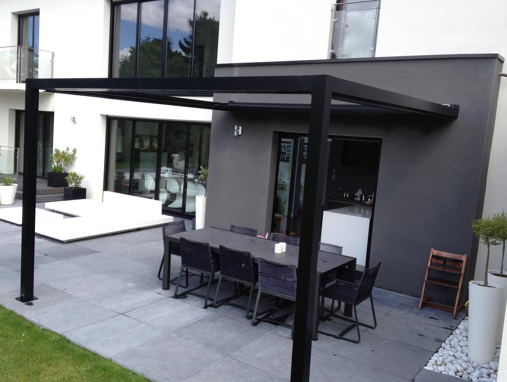 Ideea terrasse - Modèle ID2 Design