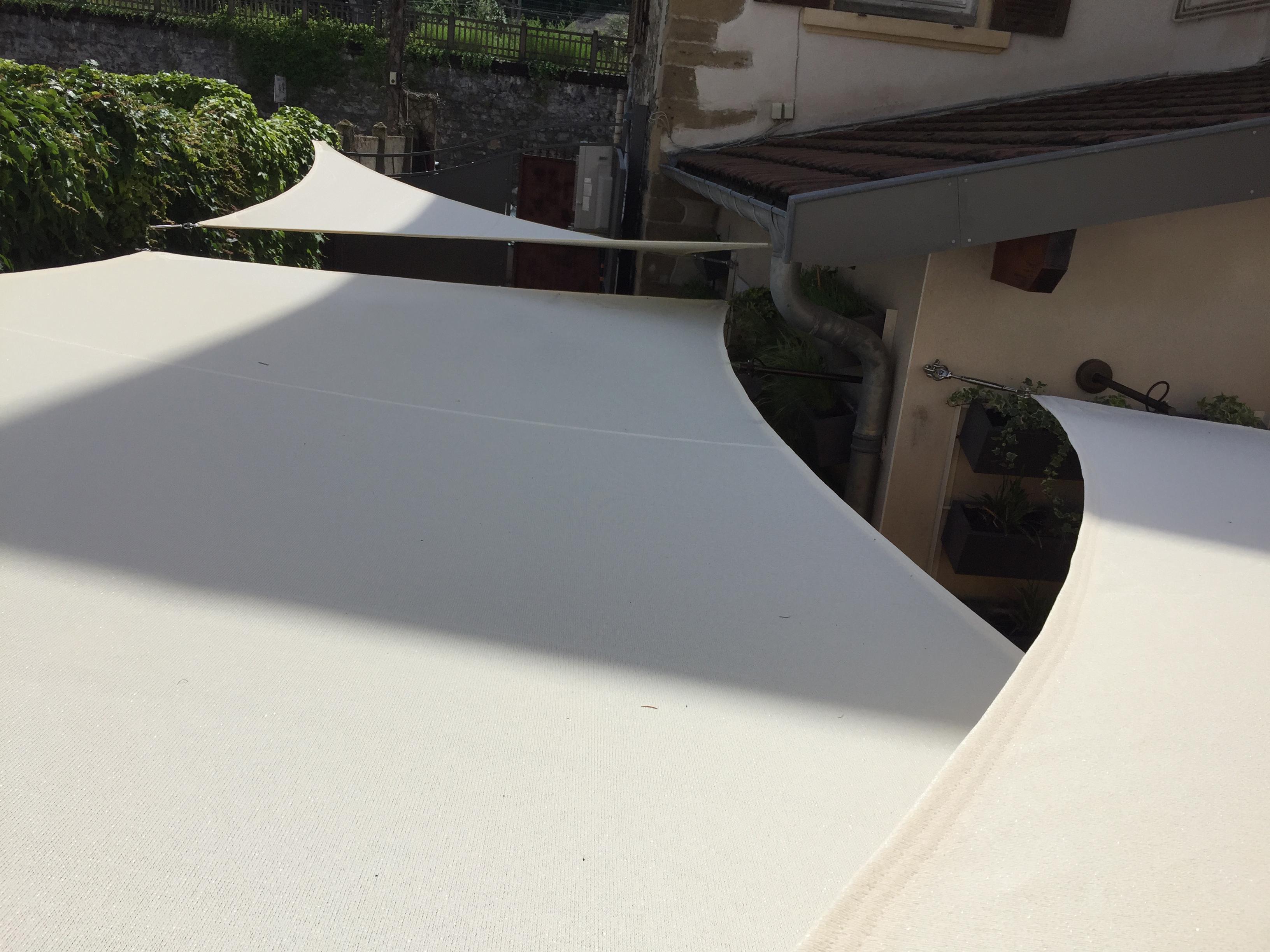 Voile D Ombrage 6 X 4 abrivoile/ voile d'ombrage sur mesure / socotex / france