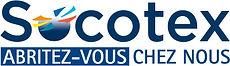 logo Socotex, abritez vous chez nous