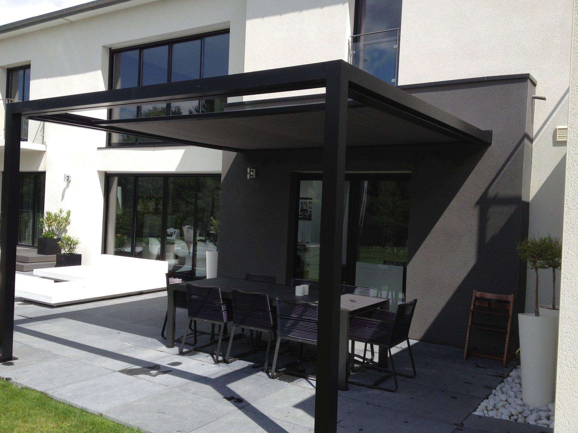 Ideea terrasse - Pergola ID2 Design