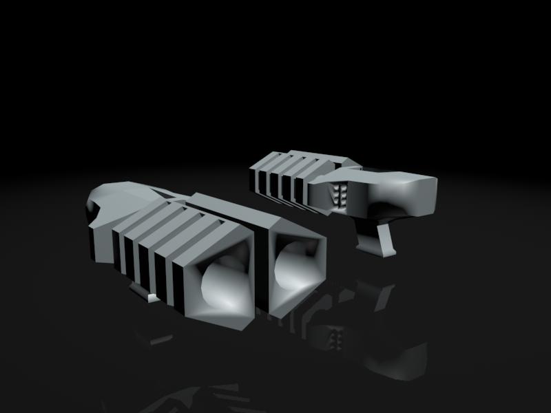 Flak Cannon 5