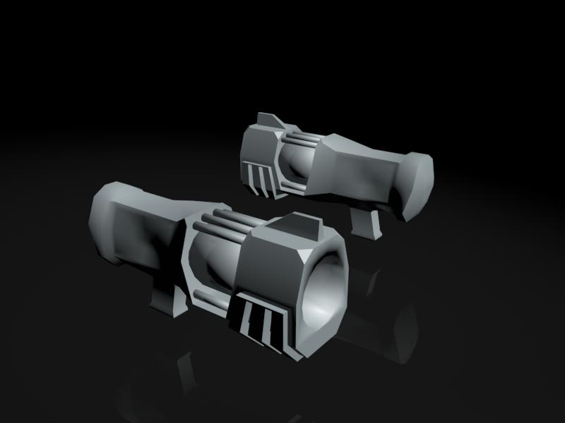 Flak Cannon 2