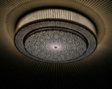 ceiling brass lamps, oriental handmade