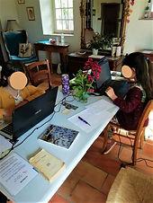 ateliers d'écriture pour enfants et adultes à partir de neuf ans, animation en bibliothèques, médiathèques, écoles, temps périscolaire