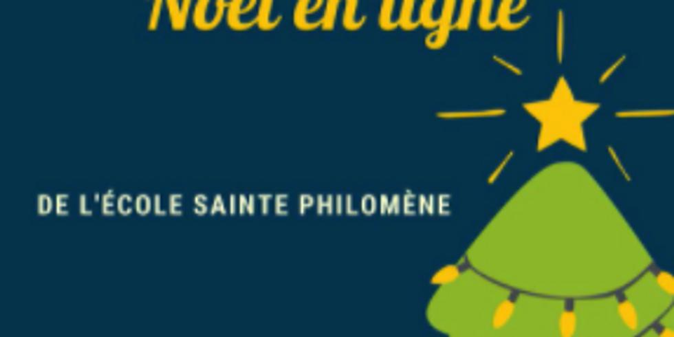 Marché de Noël de l'école Sainte Philomène