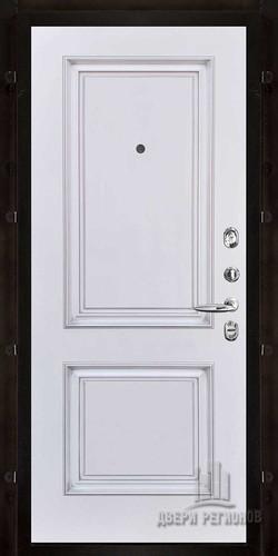 1 Багет 32, эмаль белая, портал с цветоч