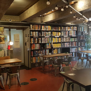 Bastard Café, Copenhagen K, Copenhagen
