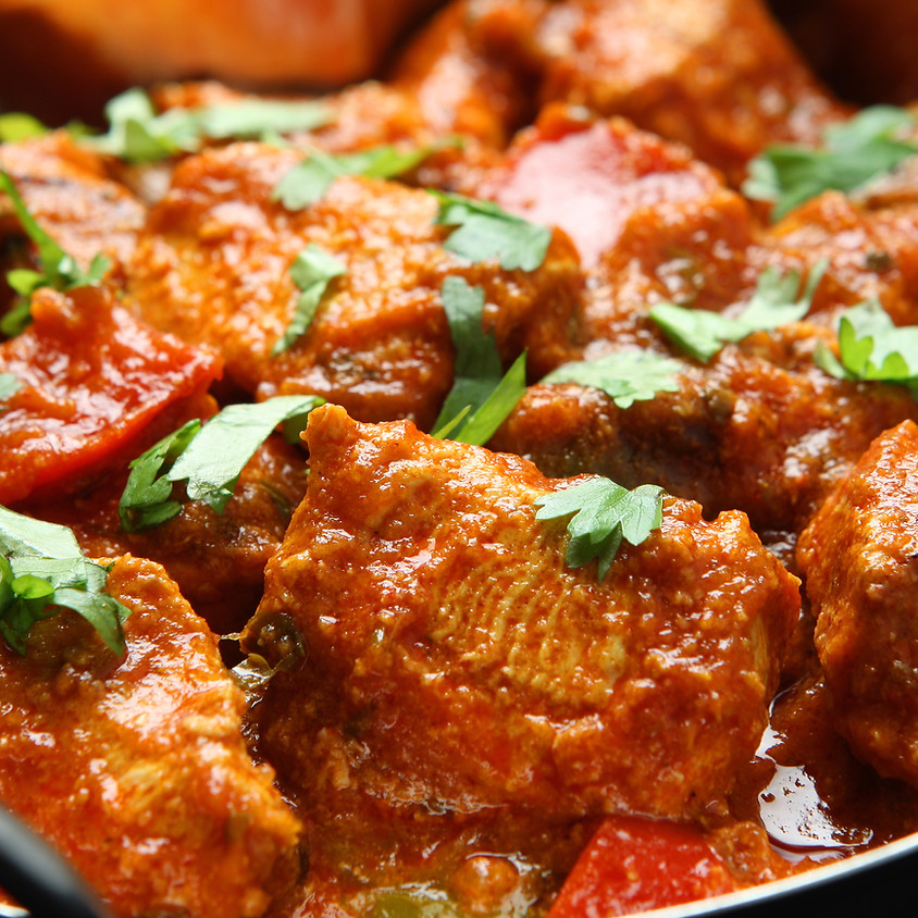 Instant Pot: Indian Butter Chicken ~ 6:15 pm