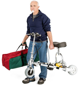 TravelScoot total weight