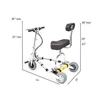 Full-size TravelScoot
