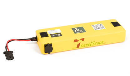 TravelScoot 274 airline-approved lithium-ion battery