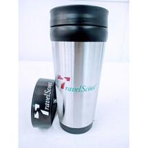 TravelScoot Mug and holder