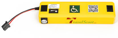 TravelScoot 151 lithium-ion battery accessory