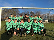 U12s Fundraise New Away Kit