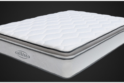 Callisto PT | Plush Mattress (King)