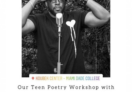 Teen Writing Workshop w/ Miami Book Fair