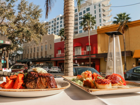 Sip. Savor. Repeat. During Savor Sarasota Restaurant Week (June 1 - 14)