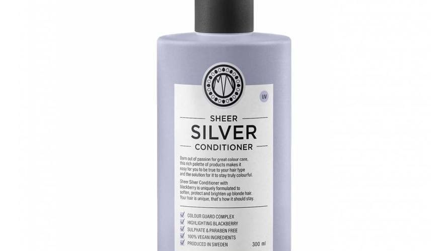 Maria Nils Sheer Silver Conditioner