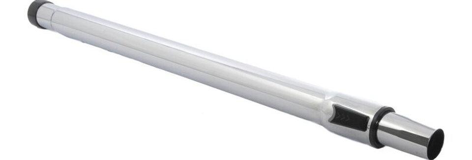 Manchon télescopique en inox 32 mm accessoires aspiration drainvac TU08125
