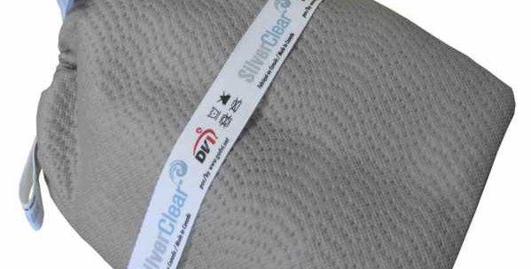 Poche filtre antimicrobien traitement Silverclear pour centrale 17 litres ASPIRA