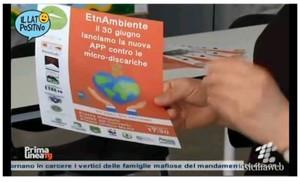 Servizio TV su lasiciliaweb / Telecolor