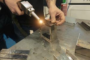 laservové svařování