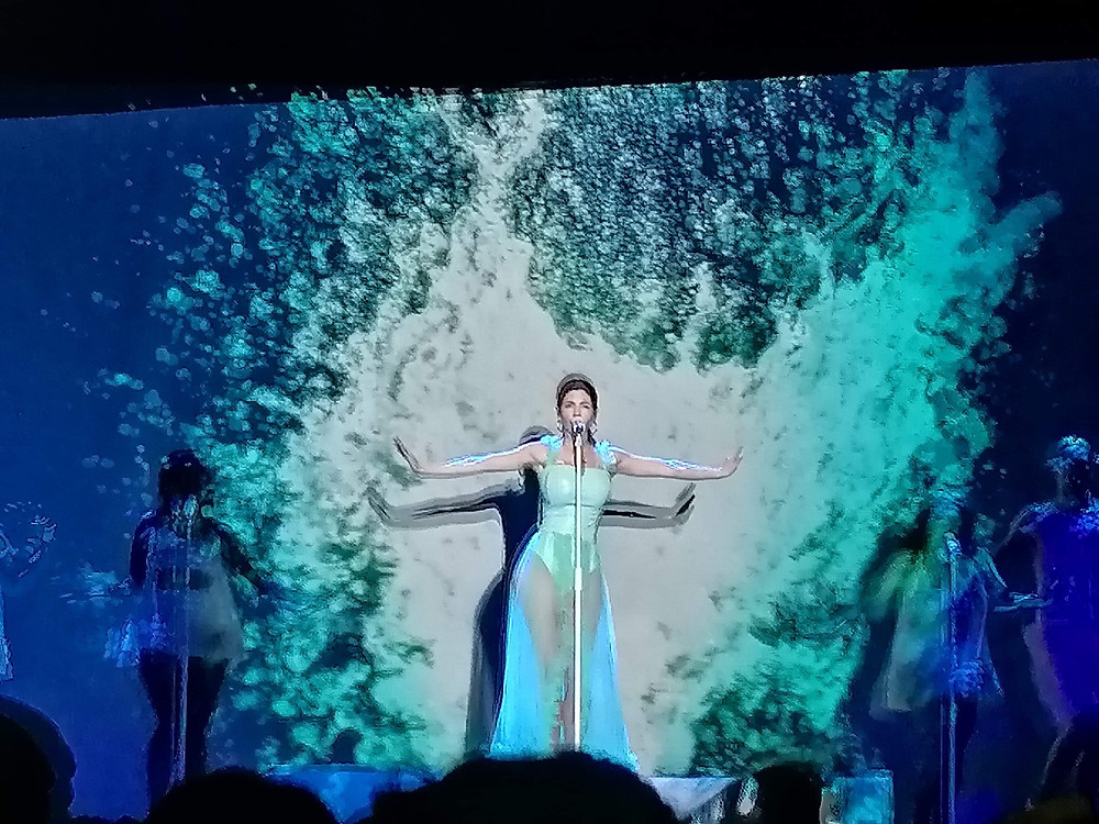 "MARINA performs ""Superstar"" at Newcastle O2 Academy"