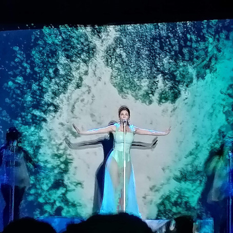 MARINA drops the diamonds and returns with her 4th album and tour Love + Fear