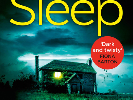 A Review of 'Sleep' by C.L.Taylor: The twistiest thriller of 2019 with a shocking twist